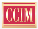 CCIM Logo, Commercial Real Estate Consulting Services in Spartanburg, SC